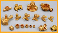 steel aluminum casted and forged parts